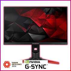 XB271HU G-SYNC™ (OC to 165Hz)