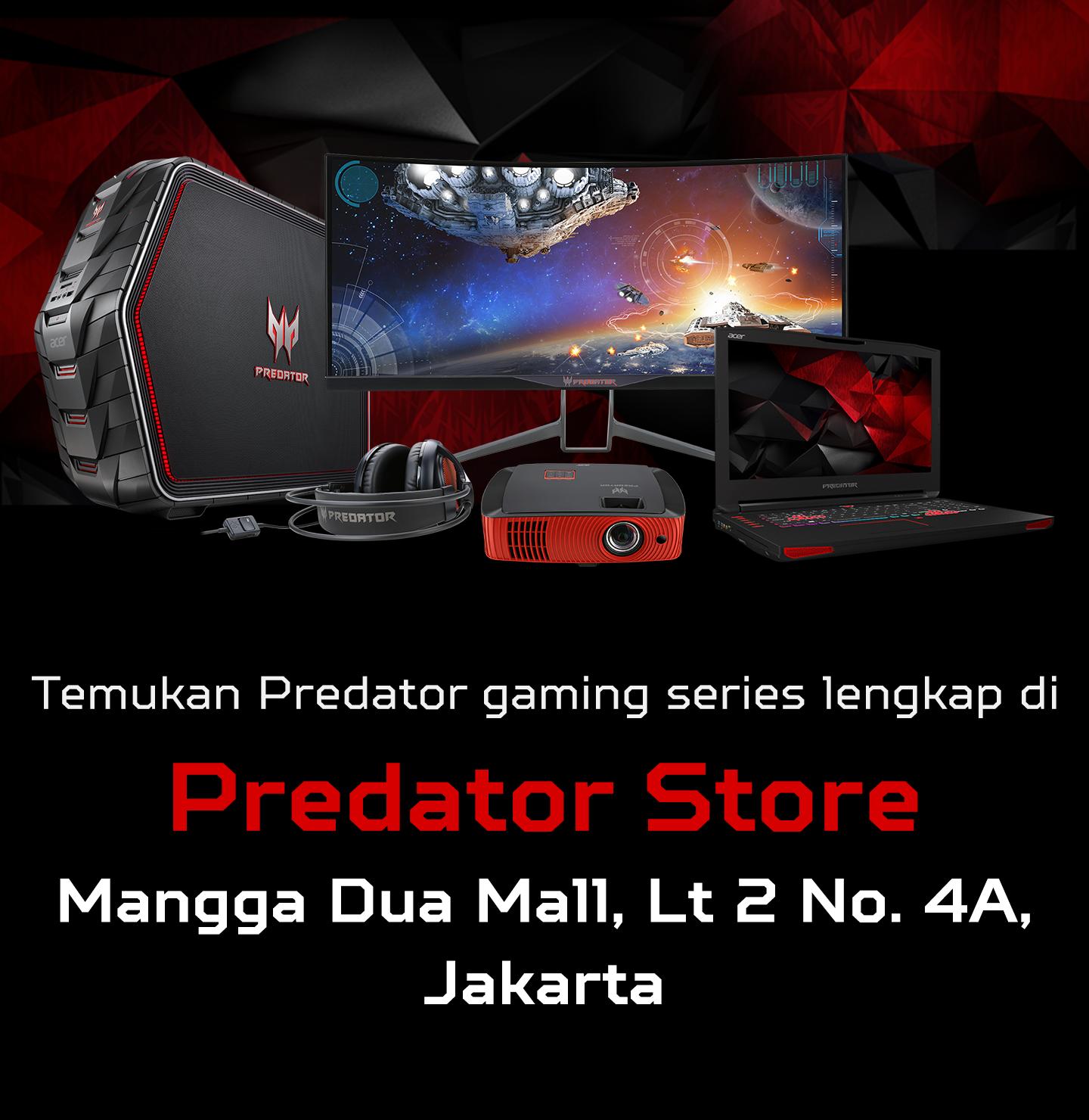 Acer Predator Store