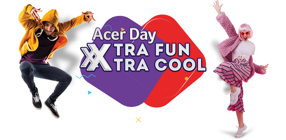 Xtra Fun Xtra Cool, Keseruan Acer Day di kotamu 1