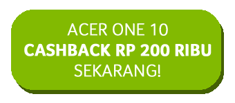 one 10 cashback 200rb