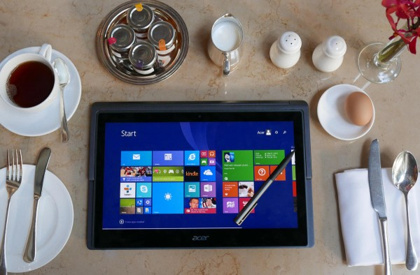 acer aspire r13 as tablet