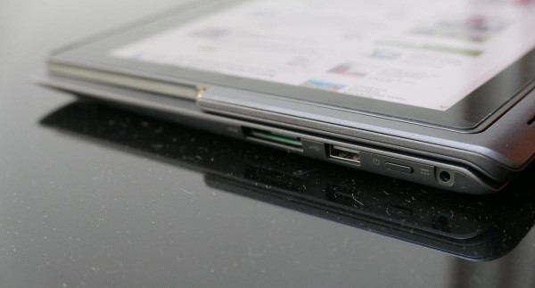 acer aspire r13 ports
