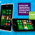 Liquid M220: Windows Phone for Everyone!