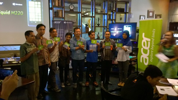 Gathering Acer dan Komunitas Windows Phone 02