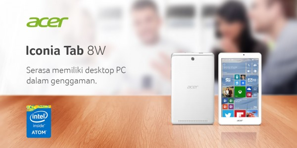 Acer Iconia Tab 8W