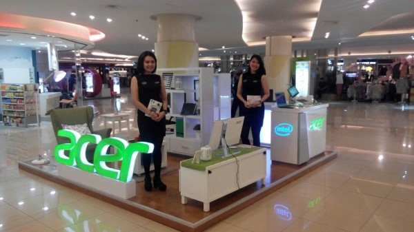 Ayo Kunjungi REVOlusi Ruang Exhibition Powered by Acer & Intel!