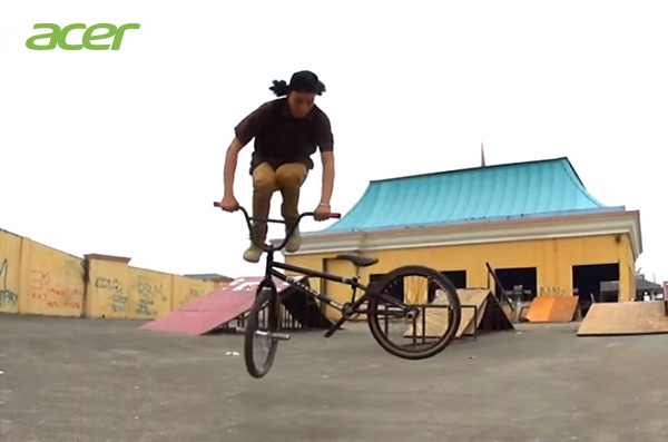 [Kerja Itu Main] Heru Anwari – How To 360, Barspin, Tailwhip & 180 Bar