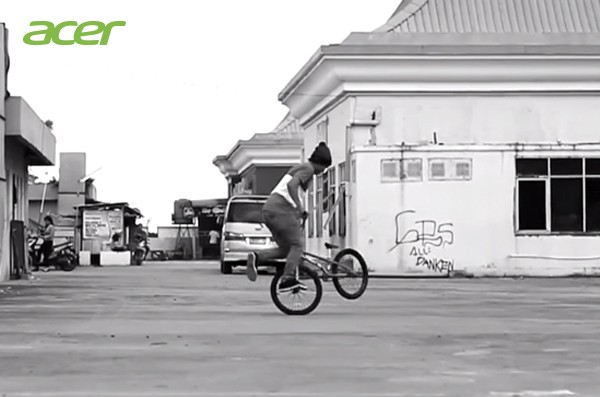 [Kerja Itu Main] Heru Anwari – How To Flatland Back, Front & Front to Back Wheel