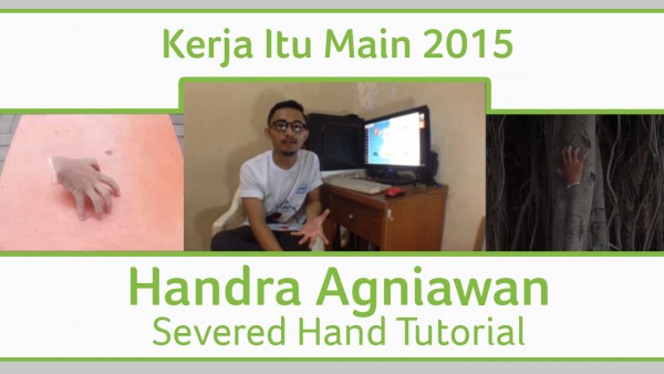 Severed Hand Tutorial
