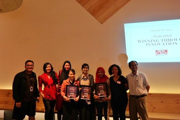[#KerjaItuMain] #WomenWin, The Most Influential Tech-Idea Competition for Girls