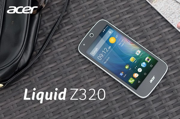Harga Android Acer 2016, Acer Liquid Z320, Smartphone Orang Indonesia!