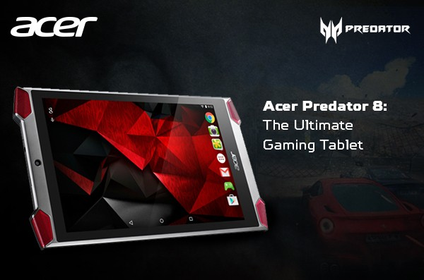 Acer Predator 8: The Ultimate Gaming Tablet