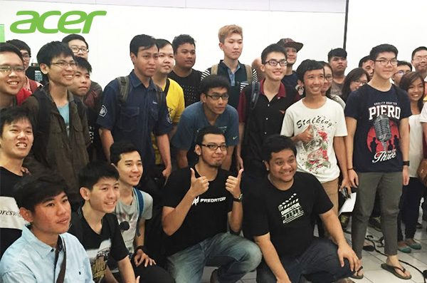 Puaskan Pecinta Game, Acer Gelar Predator Goes to Campus