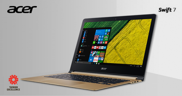 acer laptop swift 7
