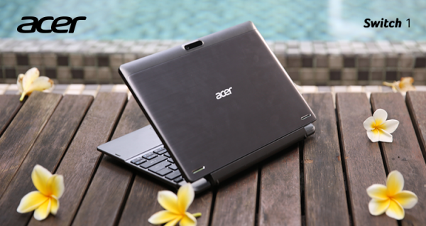 laptop acer switch 1