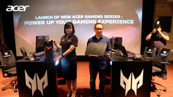 [Live Blogging] Launching Aspire VX 15 dan Aspire GX: Power Up Your Gaming Experience!