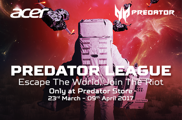 Let's Join The Big Battle with Predator League!