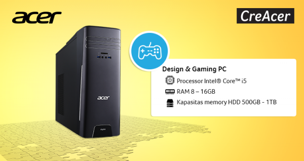 Design & Gaming PC