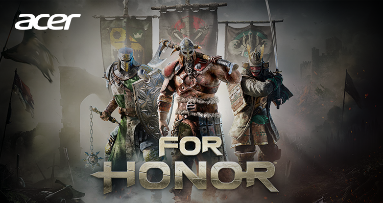 game for honor acer