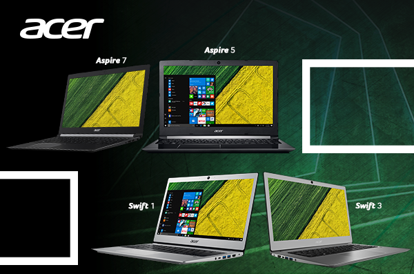 "Acer Pamer Aspire dan Swift Series Terbaru di Acara ""next@acer"""