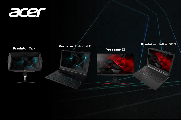 "Produk Gaming Terbaru di ""next@acer"" New York!"