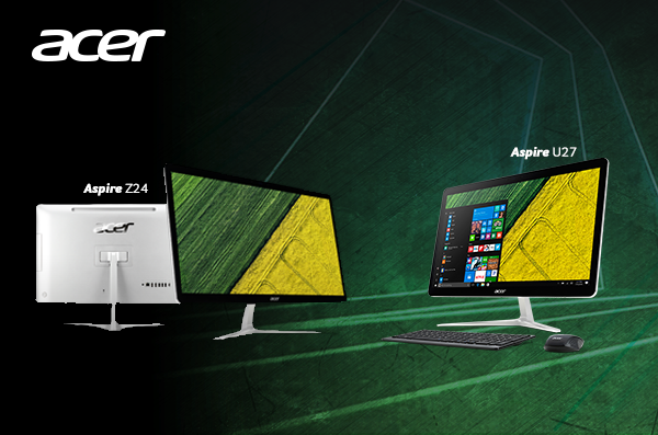 "Ada 4K Display Series dan PC AIO Aspire Terbaru di ""next@acer"" New York!"