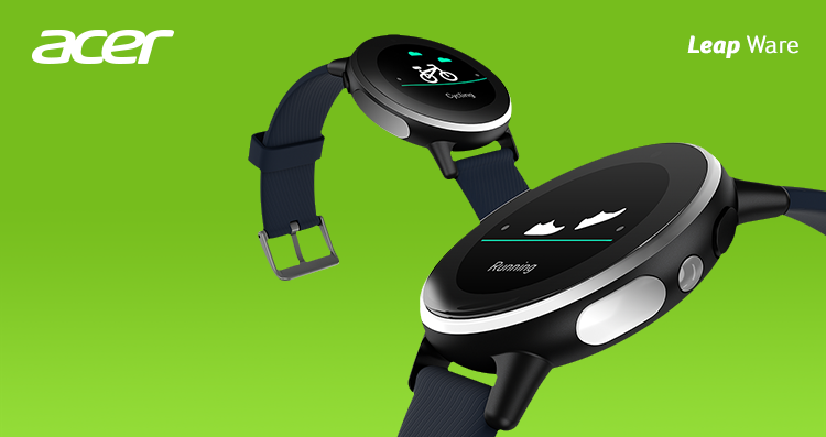 liquid leap ware smartwatch