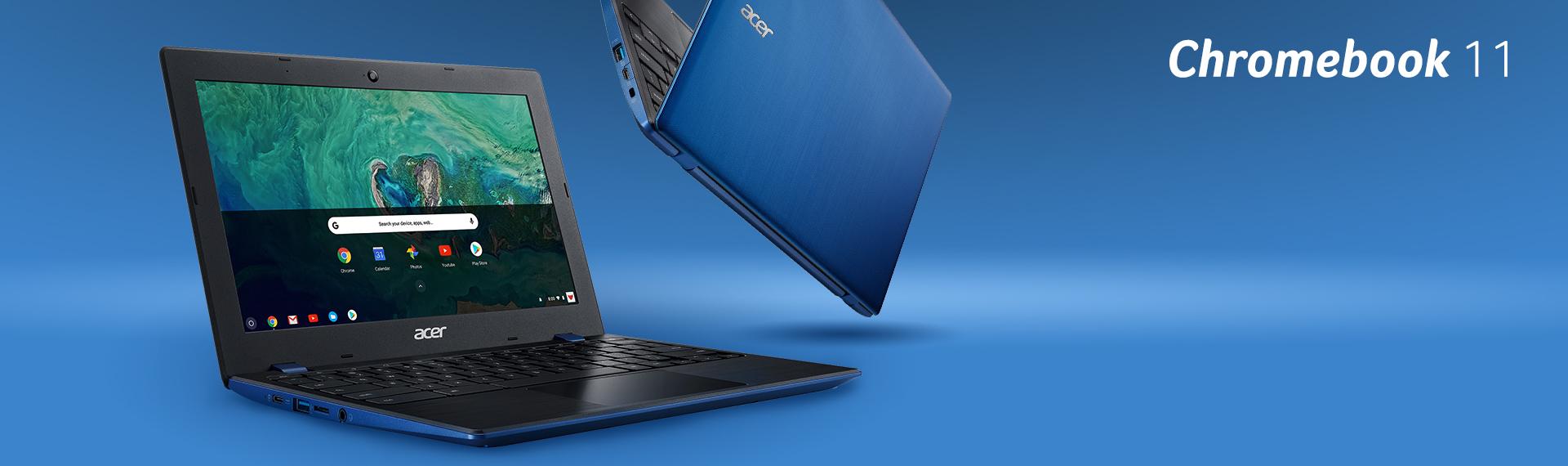 Penuhi Kebutuhan Kerja dan Hiburan dengan The New Chromebook 11
