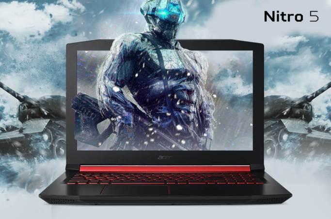 Nitro 5 Intel Core i5, Laptop super Ideal untuk Casual Gamer
