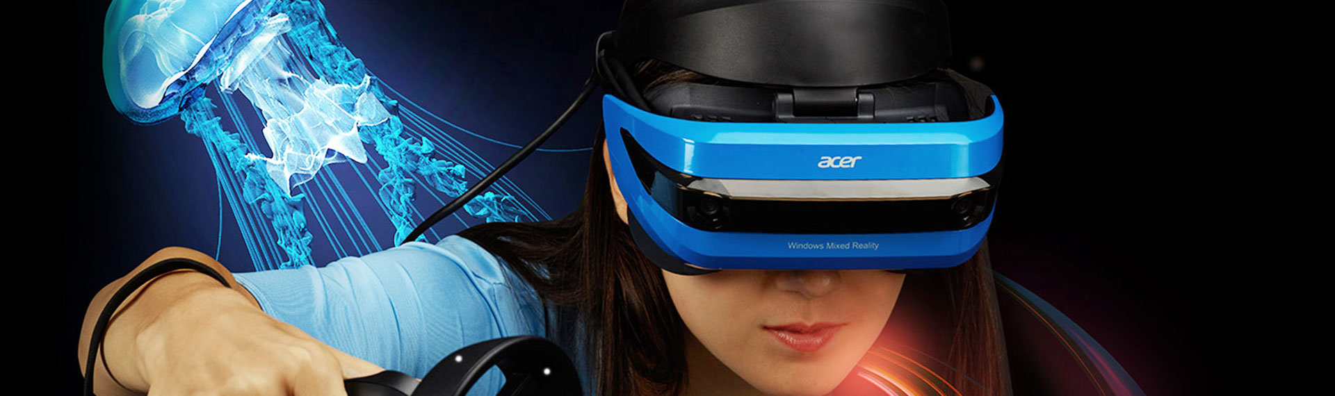 Pengalaman Virtual Tanpa Batas dengan Acer Windows Mixed Reality