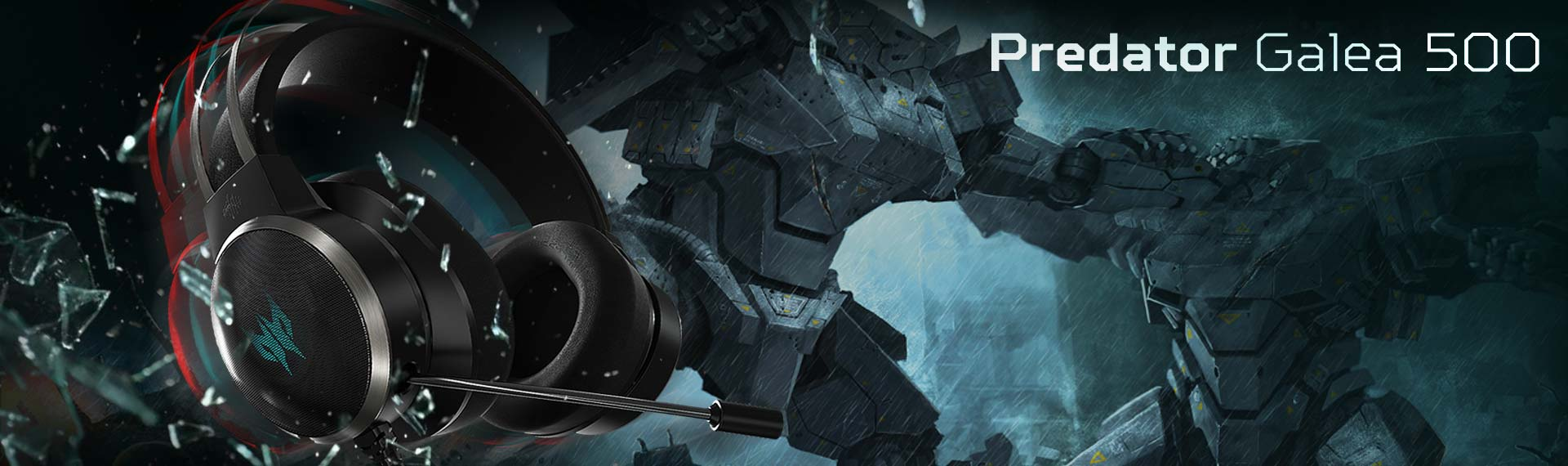 Predator Galea 500 Penuhi Pengalaman Audio Dengan Headset Gaming Terbaik