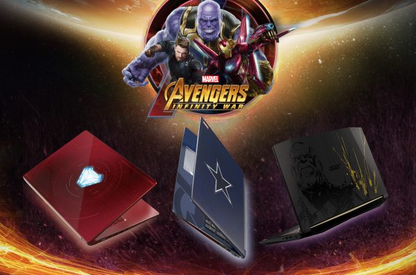Ayo Pre-Order Laptop Acer Avengers: Infinity War Series Limited Edition