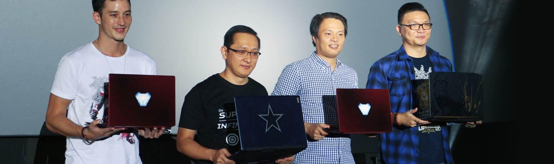 [Live Blogging] Peluncuran Laptop Acer Avengers Infinity War Sekaligus Nobar Seru!