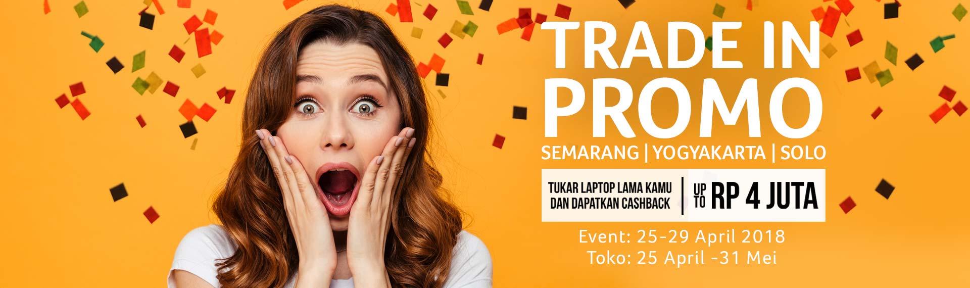 Promo Trade-in Acer: Tukar Tambah Laptop dengan Bonus Cashback Hingga Rp 4 Juta Rupiah!