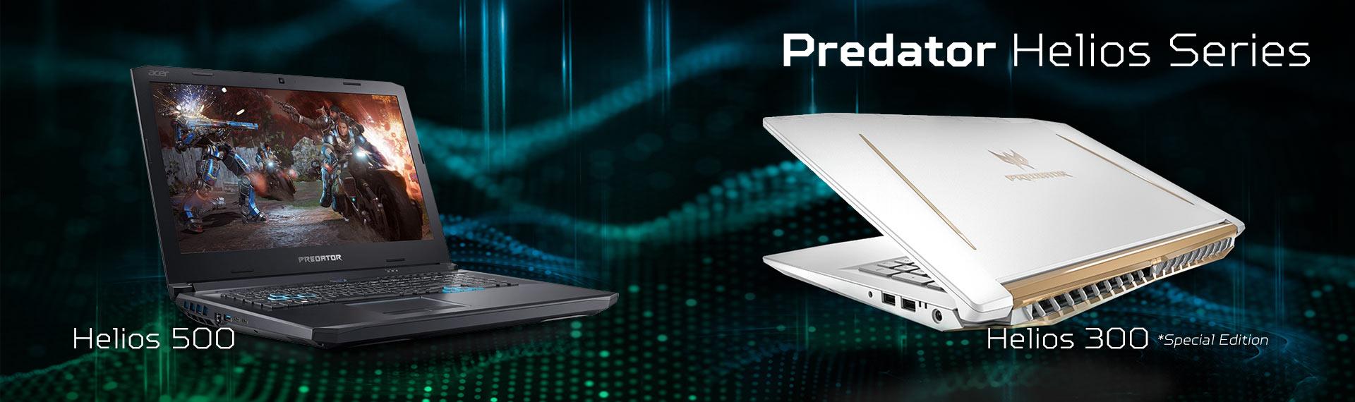 Peluncuran Predator Helios 500 & Predator Helios 300 Special Edition!