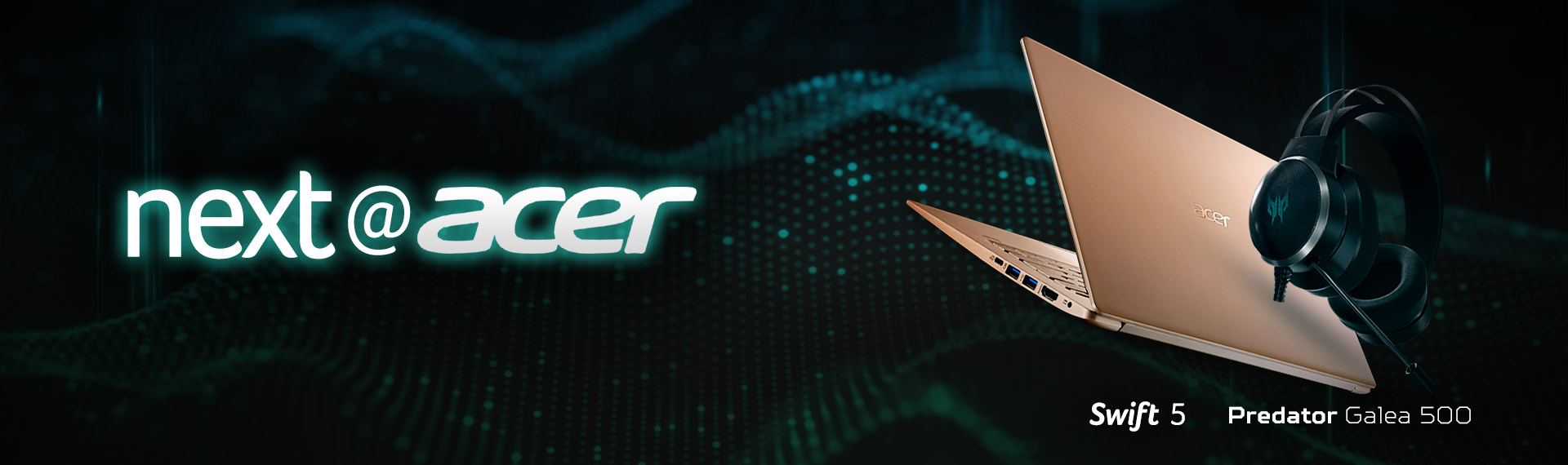 Yuk, Ikut Kuis Next@acer Berhadiah Acer Swift 5!