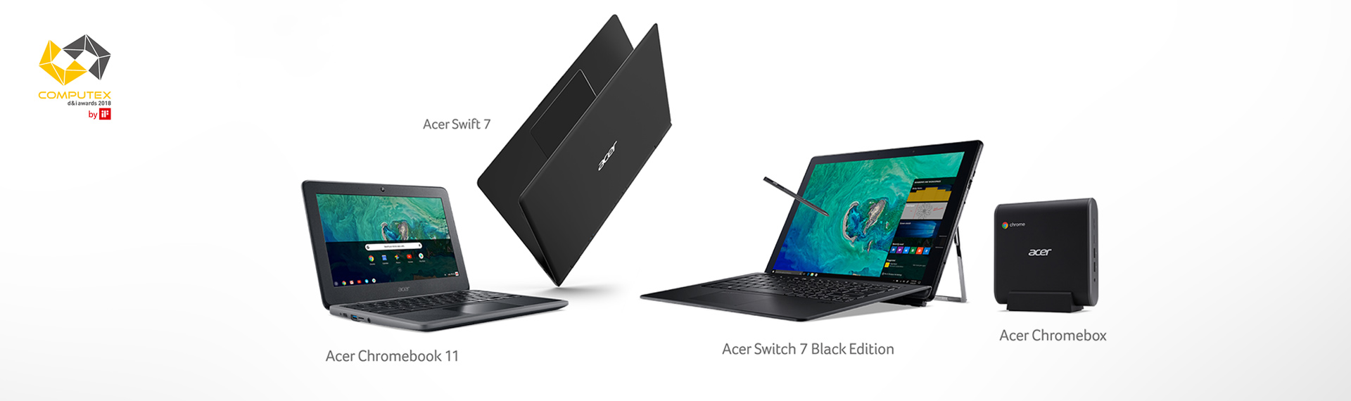 Acer Chromebook 11 Raih Gold Awards untuk Penghargaan Inovasi Teknologi!