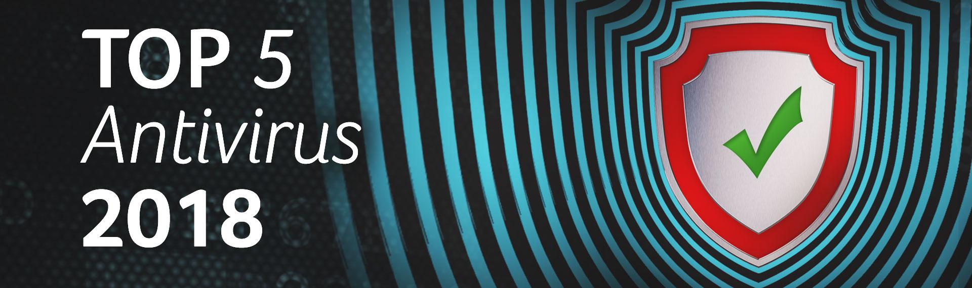 5 Antivirus Terbaik untuk PC di Tahun 2018!