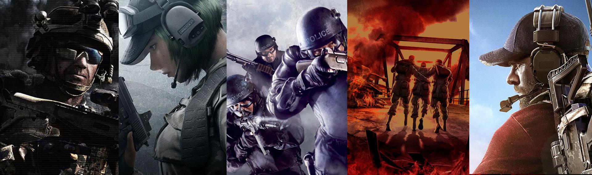 5 Tactical Shooter Game yang Bikin Kamu Seperti Pasukan Khusus