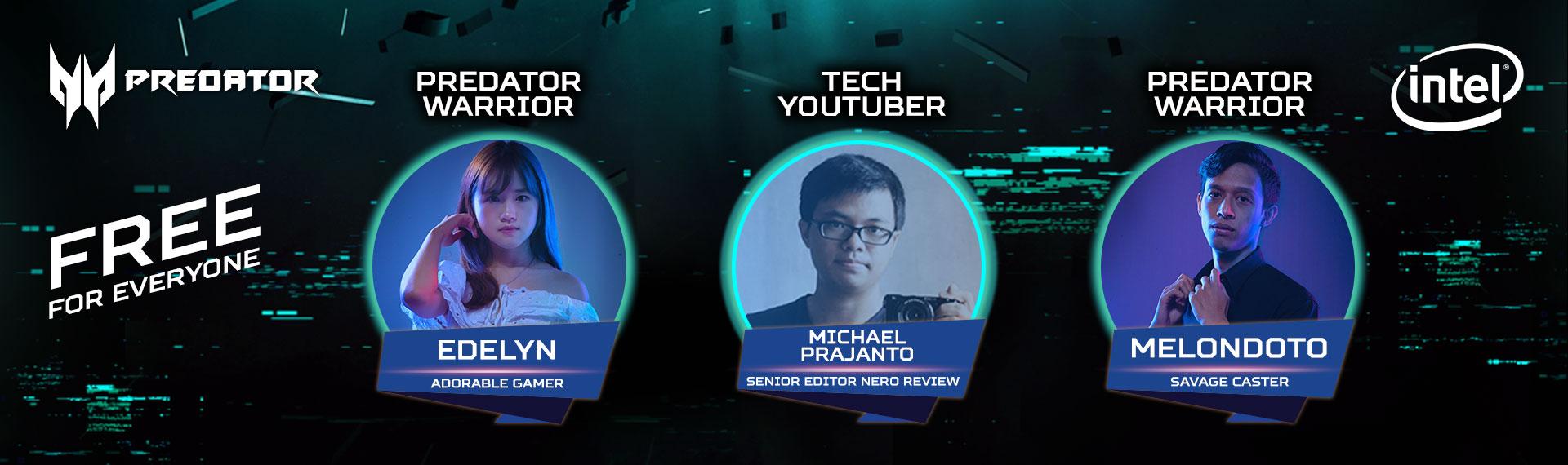 Predator Goes to Campus 2018 Hadir di Malang & Surabaya!