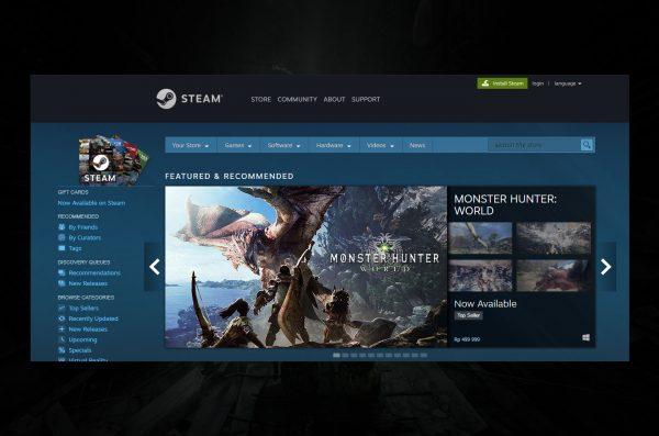 Website buat download game pc gratis.