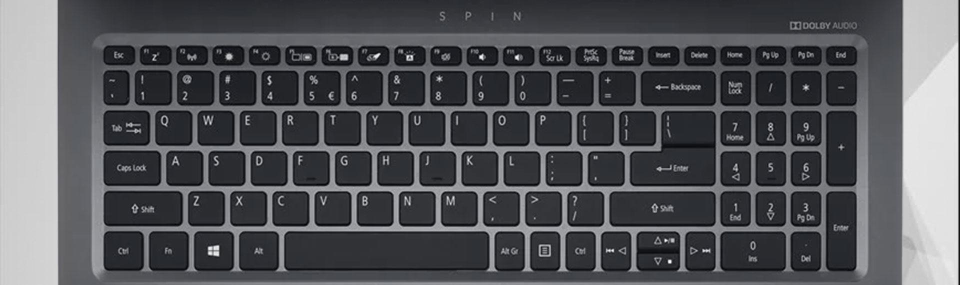Perhatikan Hal-Hal Memilih Keyboard Laptop yang Nyaman