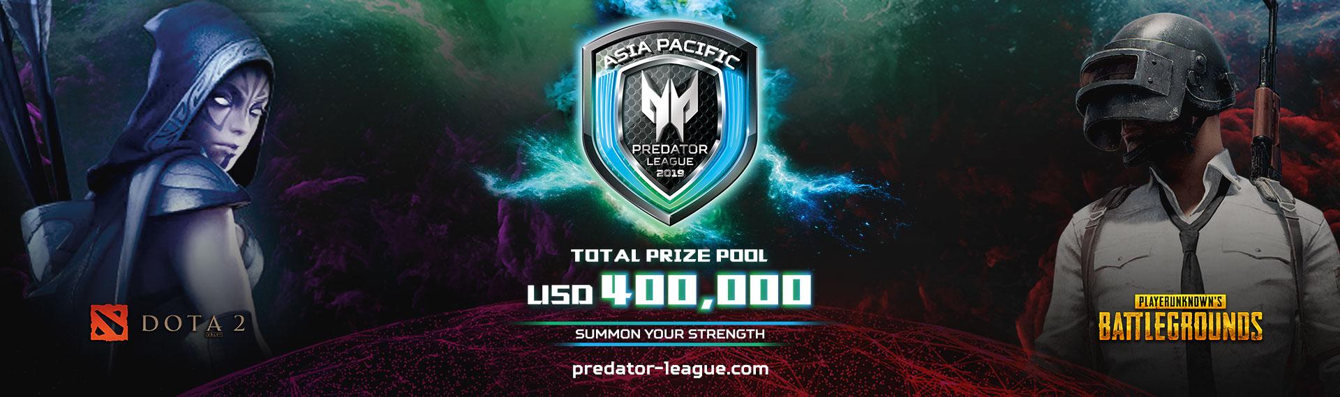 Fakta-fakta Asia Pacific Predator League 2019, Tambah Gokil Nih!