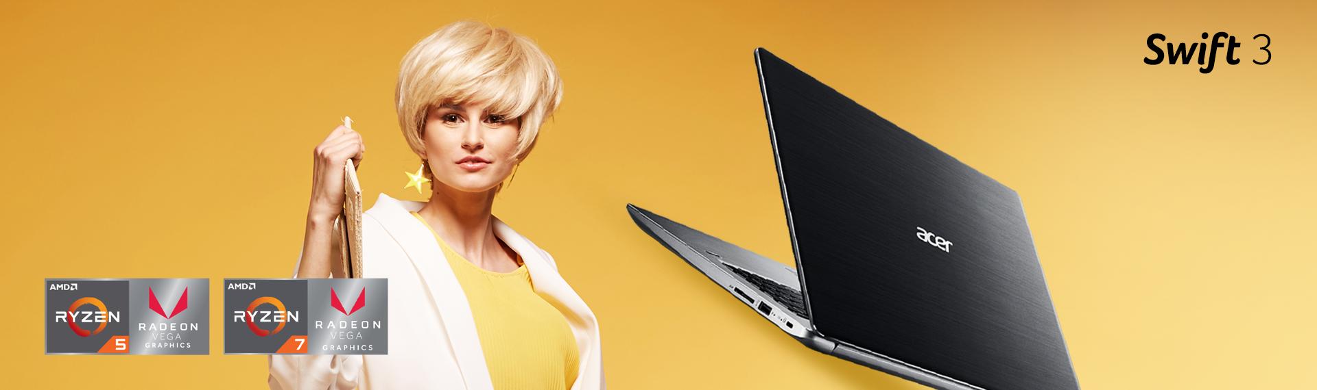 Keren, Laptop Acer Ini Tipis Tapi Kinerjanya Kencang!