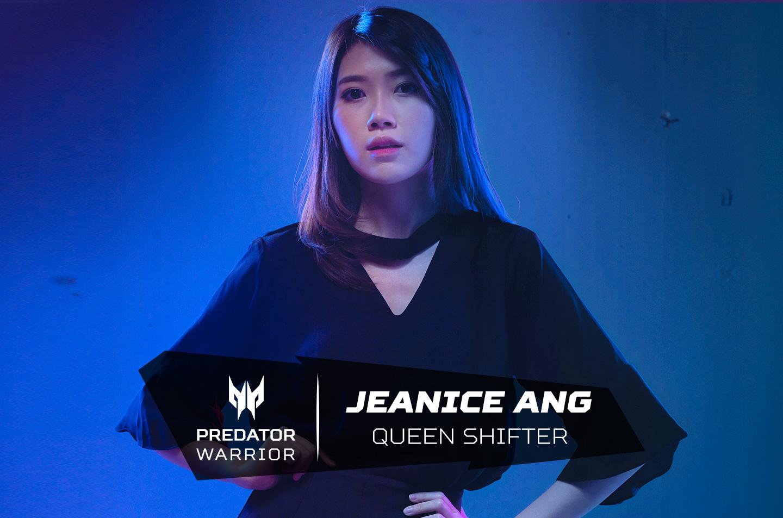 Biodata Lengkap Jeje Ang -