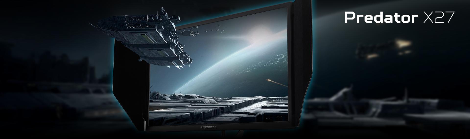 Acer Punya Monitor Gaming 4K dengan G-Sync? Ini Wujudnya!