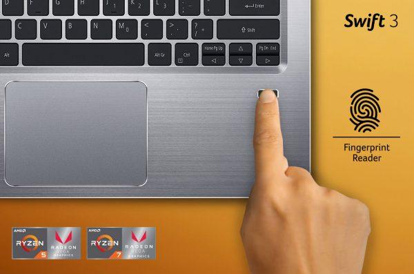 Acer Swift 3 AMD Ryzen Series Nih! Ringan dengan Performa Menakjubkan!