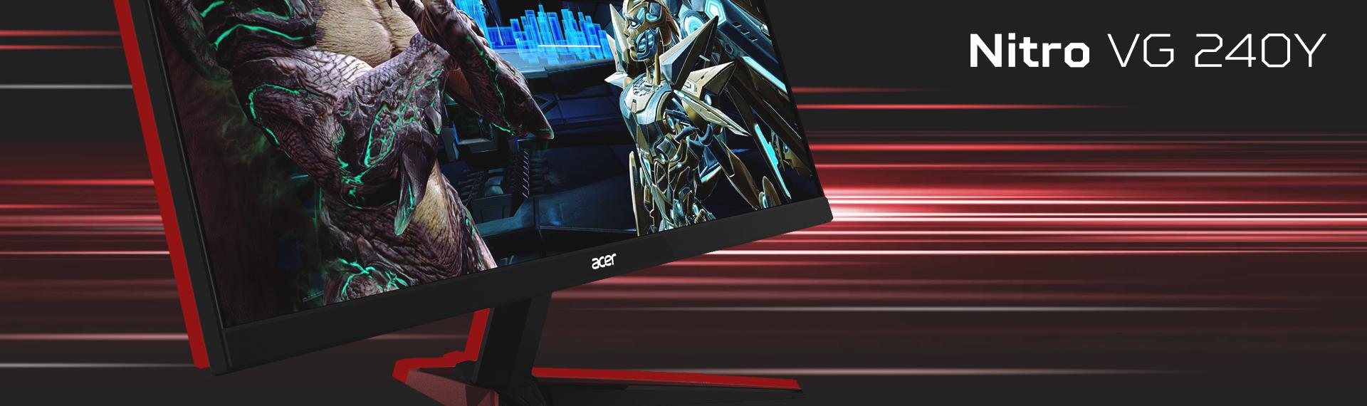 Deretan Produk Nitro VG Series untuk Teman Gaming di 2019!