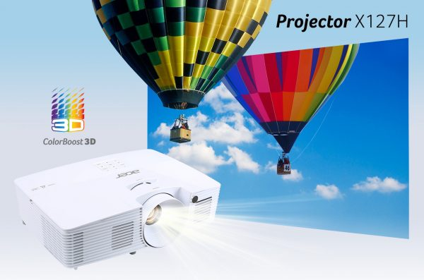 Proyektor Acer X127H