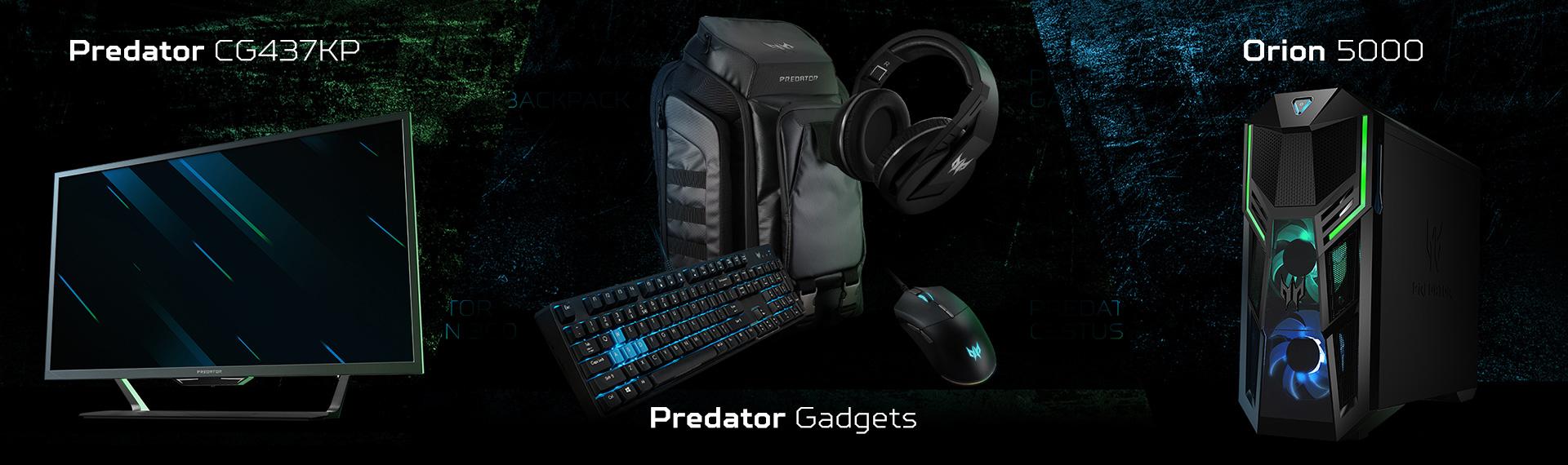 Predator Orion 5000 (PO5-605S), Pembaruan 'Primadona' Para Gamer yang Haus Kekuatan